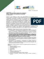 Solicitud de Apertura Del REP Al Consulado Madrid (17-05-16)