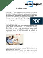Caso Open English