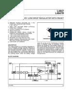 L4947R Datasheet