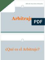 ARBITRAJE - Caracteristicas Teorías