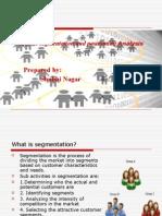 Segmentation & Positioning Analysis (Frooti)