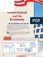 chapter 23 - government   the economy