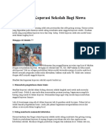 10 Manfaat Koperasi Sekolah Bagi Siswa
