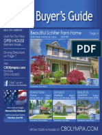 Coldwell Banker Olympia Real Estate Buyers Guide May 21st 2016