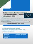Marketing Internacional_capítulo 3.3_ 2015-2016