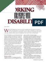 2000-Fall Brett on Disabiities