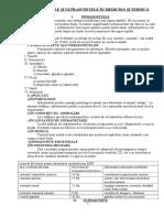 Infrasunetele Ultrasunete Aplicaţii in Tehnică Si Medicină