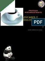 Exposicion Azúcares y Edulcorantes