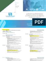 Programa Cuadernillo Encuentro Ags.