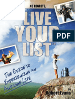 Live Your List Mini Book eBook Ver