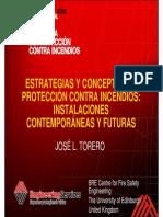 &&& CONFERENCIA MAGISTRAL &&& ESTRATEGIAS Y CONCEPTOS DE PROTECCIÓN CONTRA INCENDIOS, INSTALACION.pdf