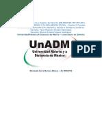 M1Unidad 2. El Derecho y Su Influencia Social
