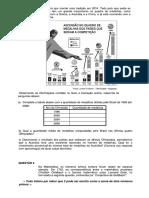 Prova Matematica CP2 2010