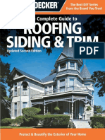 The Complete Guide to Roofing Siding & Trim