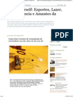 Como fazer Circuito de transmissão de eletricidade sem fio, freio de led sem fio.pdf