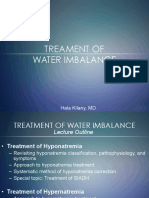 6- Treatment of Water Imbalance-2014