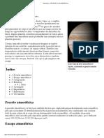 Atmosfera – Wikipédia, A Enciclopédia Livre