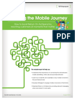 Mapping the Mobile Journey