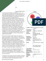 Próton – Wikipédia, A Enciclopédia Livre