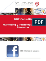 DOP curso de marketing de redes sociales para empresas CCL 2012