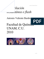 destilacion flash 2010. A. VALIENTE.pdf