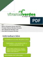 Presentacion Viveros Verdes