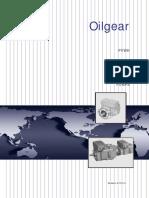 OILGEAR-PVWH bomba
