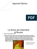 Donne in Russia Power-point1 (1)