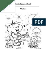 Musicalização Infantil - Violão