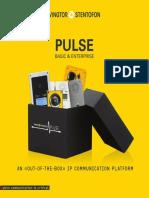 Vingtor-Stentofon PULSE Brochure