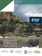 Sierra de Organos 2014