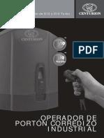 DOC1211D02SP D10 Installation Manual Spanish