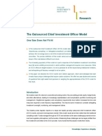 The Outsourced Chief Investment Officer Model