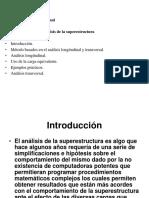 Analisis de La Superestructura