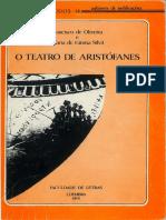 Oliveira e Silva_O Teatro de Aristófanes