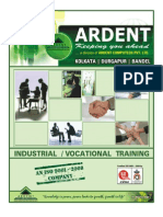 Summer Training It Brochure Ardent