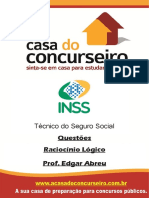 Questoes Inss 2015 Raciociniologico Edgarabreu