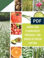 Manual Protocolos Ensayos Eficacia PQUA