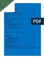 Pénsum de Lecciones Office Excel de Inicial a Avanzado