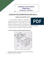 2do Examen Dibujo Mecánico