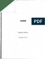 Adorno Theodor - Es Alegre El Arte.pdf