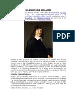Biografia - Rene Descartes