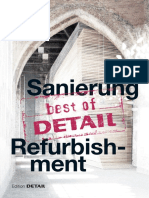 Best of Detail Sanierung Refurbishment