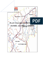 Plan Vial Daniel a Carrion Pasco