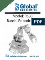 R680 Manual