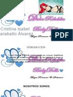 Diapositivas Dulce Rebeldia Isa