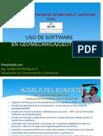 Curso Uso de Software Geomecanico- Set 2013
