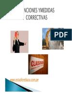 9.-Sanciones y Medidas Correctivas