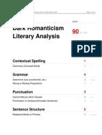 dark romanticism literary analysis grammarly report