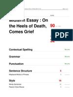 midterm essay grammarly report